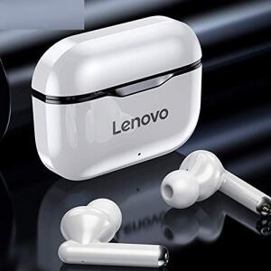 Headsets Lenovo IPX4 impermeável Sports Headphones   R$113