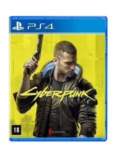 Jogo Cyberpunk 2077 PS4