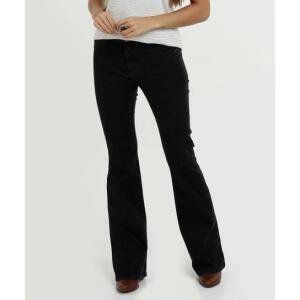 Calça Jeans Marisa Flare Feminina - Preto | R$50