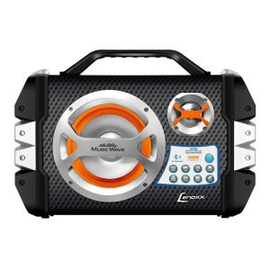 Caixa de Som Amplificada Lenoxx CA303 Music Wave   R$177