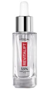 Sérum Preenchedor Anti-idade L'Oréal Paris Revitalift Hialurônico - 30ml | R$90