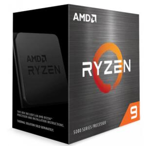 Processador AMD Ryzen 9 5900X 3.7GHz (4.8GHz Turbo), 12-Cores 24-Threads, AM4, Sem Cooler R$3999