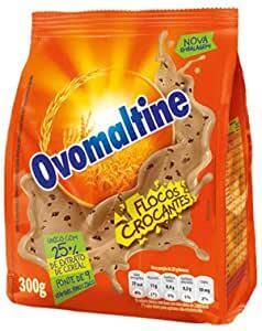 Achocolatado com Flocos Crocantes Ovomaltine 300g - R$10