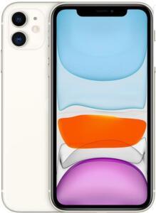 "iPhone 11 Apple 128GB Branco Tela de 6,1"", Câmera Dupla de 12MP, iOS R$4548"