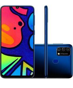 "Smartphone Samsung Galaxy M21s Android 10.0 Tela 6.4"" - R$1169"