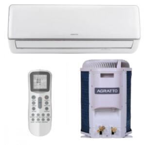 [1x ou boleto] Ar Condicionado Split Inverter Agratto Hi Wall Neo Top 9000 BTUs Frio | R$ 1289