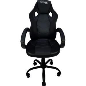 Cadeira Gamer MX0 Giratoria Preto - MYMAX | R$566