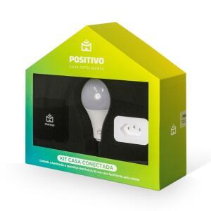 [AME] Kit Casa Conectada Positivo | R$249