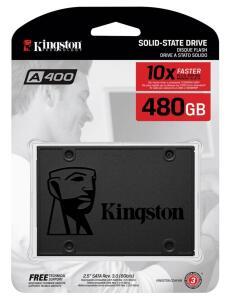 SSD Kingston 480GB A400 | R$332