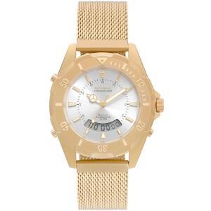 Relógio Technos Feminino Skydiver Dourado | R$371