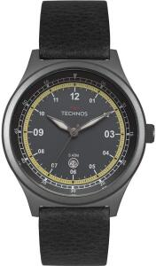 Relógio Technos Steel Militar Masculino 2115MQZ/2A   R$ 224