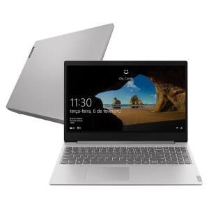 Notebook Lenovo Ideapad S145 Ryzen 5 3500u 8GB 1TB - R$2915