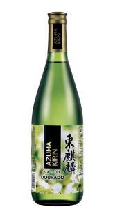 Saque Azuma Kirin Dourado 740ml - R$20