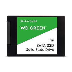 SSD WD Green 1TB SATA Leitura 545MB/s Gravação 430MB/s - R$613