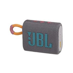Caixa Bluetooth JBL GO3GRY 4.2 W RMS Cinza Bivolt - R$229