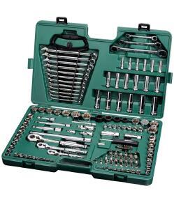 Jogo de ferramentas SATA 150 Peças - ST09510SJ R$730