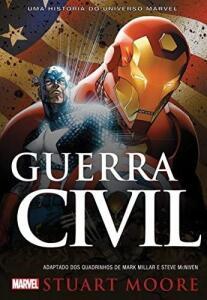 Guerra Civil: Uma História Do Universo Marvel Capa comu- R$13,47