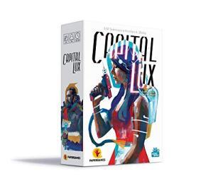 Capital Lux - PaperGames   R$67