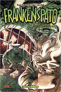 HQ - Frankenspato   R$33