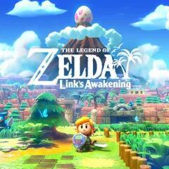 [Eshop Hong Kong] Jogo: The Legend of Zelda: Link's Awakening   R$208