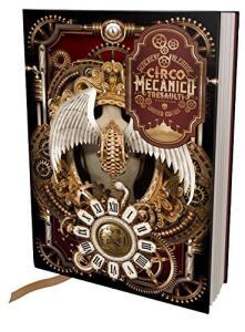 Livro - Circo Mecânico Tresaulti - Limited Edition | R$38