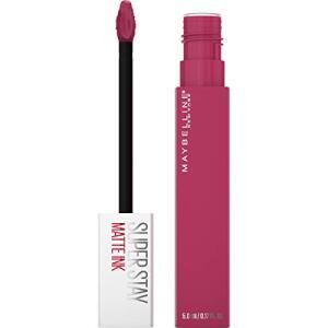 Batom Líquido Maybelline Ny-Matte Ink Pink Edition Pathfinder | R$36