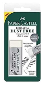 [PRIME] Borracha Dust Free, Faber-Castell | R$3