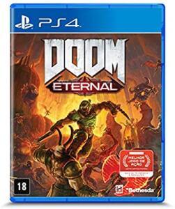 [Prime] Doom eternal PS4 | R$68