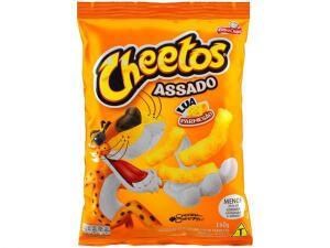 [APP + C. OURO] Salgadinho Lua Parmesão 140g - Cheetos | R$3,84