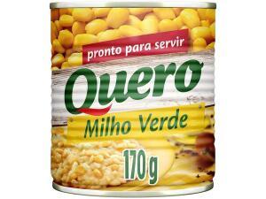 [APP+ C. Ouro] Milho em Conserva Quero Pronto para Servir - 170g | R$1,19