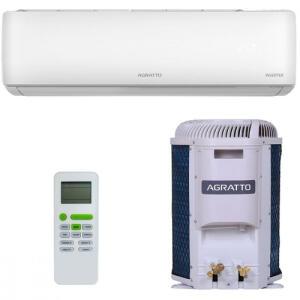 Ar Condicionado Split Hi Wall Inverter Agratto Eco 9000 BTUs Quente Frio | R$1375