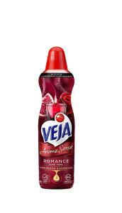 (Recorrência | 5 unidades) Limpador Veja Aroma Sense Romance, 500ml | R$12