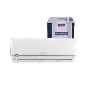 Ar Condicionado Split Inverter Agratto Neo Top 9.000 BTU/h Frio 220 Volts | R$1380