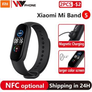 Smartband Xiaomi Mi Band 5   R$158