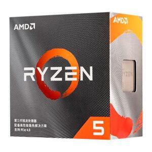PROCESSADOR AMD RYZEN 5 3500X HEXA-CORE 3.6GHZ (4.1GHZ TURBO)   R$1049