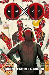HQ - Deadpool Massacra Deadpool   R$21