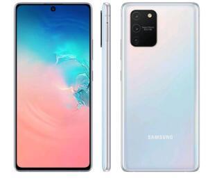 [APP][Cliente ouro] Smartphone Samsung Galaxy S10 lite 128GB 6 GB RAM 4G Tela 6.7 Branco - R$1970