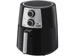 [CLIENTE OURO] Fritadeira Elétrica sem Óleo/Air Fryer Midea | R$ 250