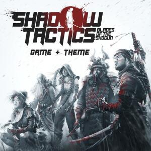 [STEAM] Shadow Tactics: Blades of the Shogun | R$8