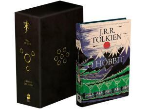 (Cliente Ouro) Kit Livros Box O Senhor dos Anéis + O Hobbit + Poster - J. R. R. Tolkien R$115