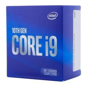 Processador Intel Core i9-10900 Deca-Core 2.8GHz (5.2GHz Turbo) 20MB Cache - R$2799