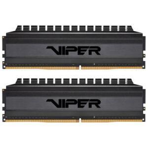 Memória Patriot Viper 4 Blackout 16GB (2x8GB), 3000MHz, DDR4, CL16 - R$437