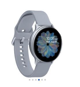Samsung Galaxy Watch Active 2 R$1079