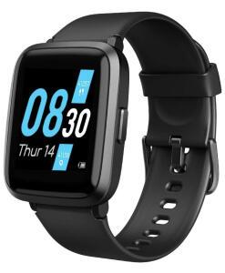 Relógio Inteligente UFit Preto - Umidigi | R$100