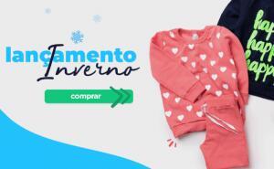 03 roupinhas infantis de inverno por R$ 150