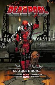 Deadpool: Tudo Que É Bom | R$37