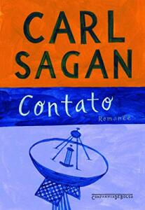 Livro - Contato - Carl Sagan | R$27