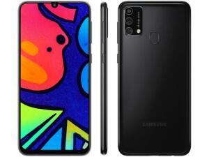 Smartphone Samsung Galaxy M21s 64GB Preto 4G | R$1.260