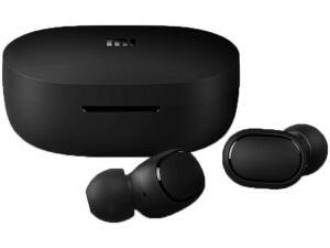Fone de Ouvido Bluetooth Xiaomi Redmi Earbuds S-True Wireless com Microfone Preto | R$ 189