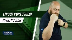GRÁTIS - CURSO DE PORTUGUÊS - PROFESSOR NOSLEN